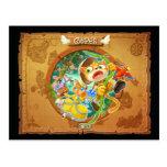 GoWild Jungle Postcard