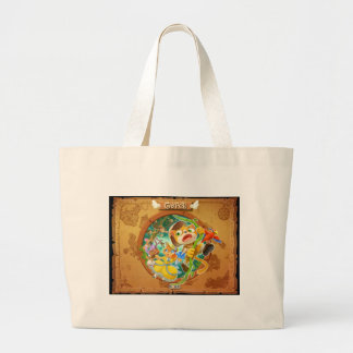 GoWild Jungle Tote