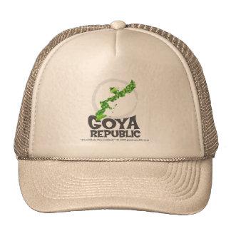 Goya Republic Bold Logo Cap