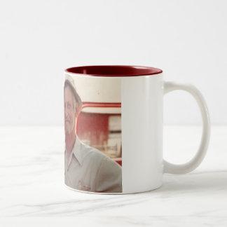 Gpa Gma Hahn Two-Tone Coffee Mug