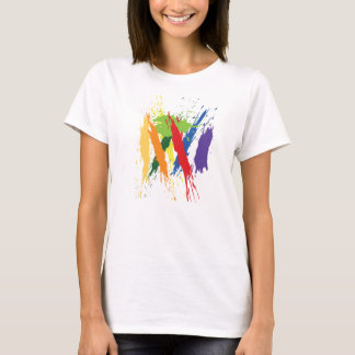 GPCR Protein Art T-Shirt (Women's)