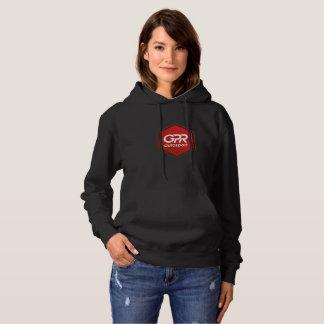 GPR Autosport Stacked Logo Hoodie - womens