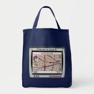 GPS God Personal Savior Bag