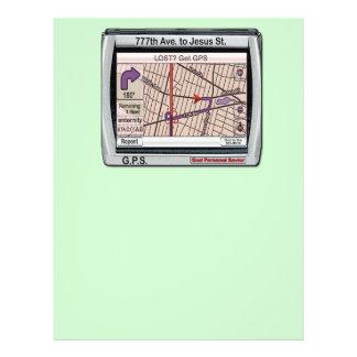 GPS God Personal Savior Flyers