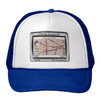 GPS God Personal Savior Trucker Hats