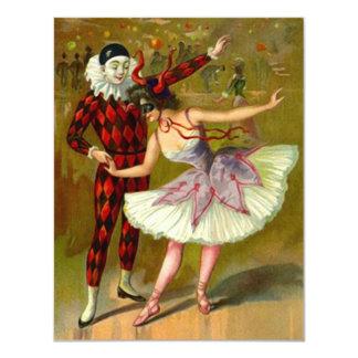 GR8 Festive Purim Masquerade Party Invitations