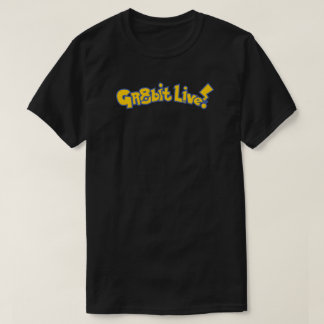 GR8bit Live! Game Logo T Shirts