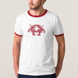 GR8bit Live! Monster Tee - Red
