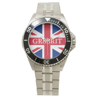 Gr8brit Wrist Watch