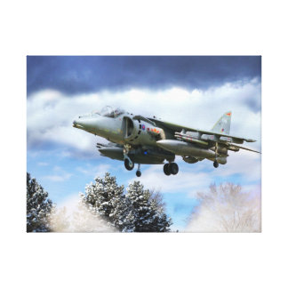 GR9 Winter Ops Stretched Canvas Print