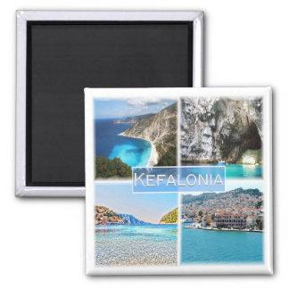 GR * Greece - Kefalonia Magnet