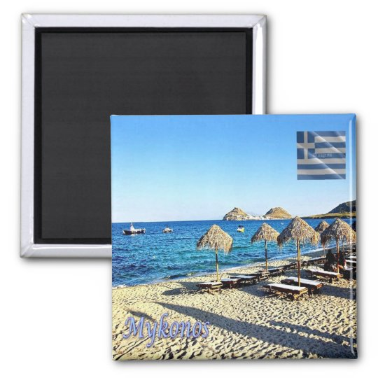 GR - Greece - Mykonos - Beach Magnet