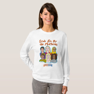 Grab Em By the Midterms long sleeve t-shirt