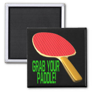 Grab Your Paddle Magnets