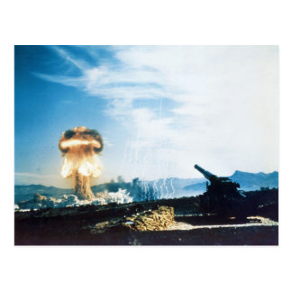 Grable Event Operation Upshot Knothole Atomic Test Postcard