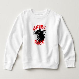 Grabs Back Toddler Sweatshirt