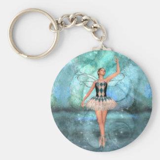 Grace Fairy Ballerina Key Ring