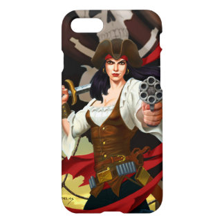 "Grace Flynn ""Jolly Roger"" iPhone 7/6 Plus iPhone 7 Case"