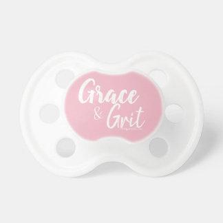 Grace & Grit Infant Pacifier-Carey Portell Dummy