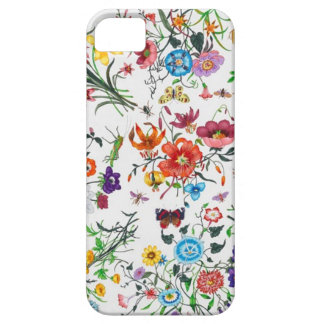 grace Kelly Designer Floral Scarf Iphone case iPhone 5 Covers