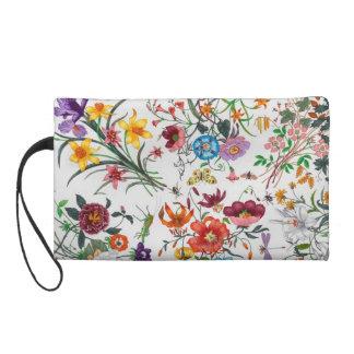 grace kelly flora floral clutch