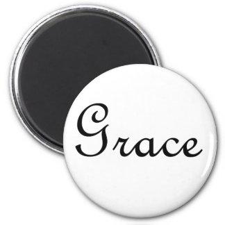 Grace Fridge Magnet
