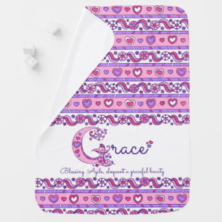 Meaning of the name grace gifts t shirts art posters other grace personalize name meaning baby blanket negle Image collections
