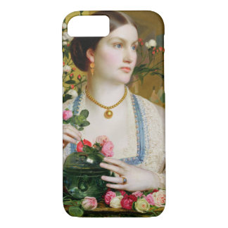 Grace Rose, 1866 (oil on panel) iPhone 8/7 Case