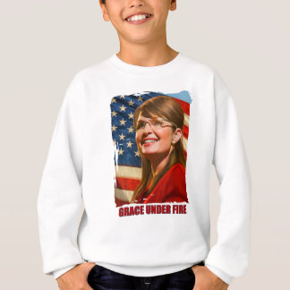Grace Under Fire Sweatshirt