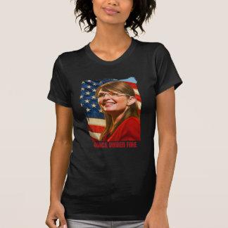 Grace Under Fire T Shirt