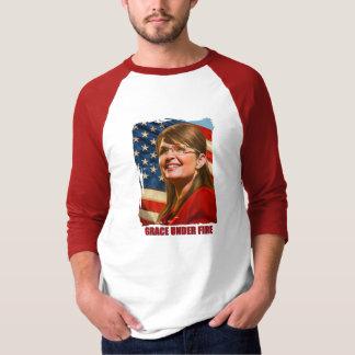 Grace Under Fire T-shirt