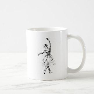 graceful ballarina mug
