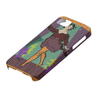Graceful dancer iPhone 5 covers