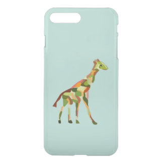 Graceful Giraffe iPhone 7 Plus Case
