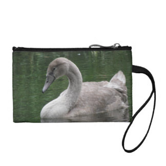Graceful Swan on the Water Bagettes Bag