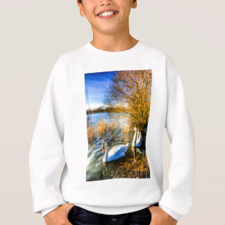 Graceful Swans Sweatshirt
