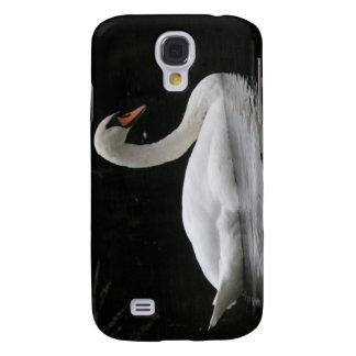 Graceful White Swan  Galaxy S4 Case