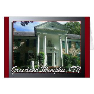 Graceland Memphis TN Greeting Card