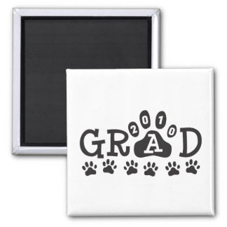 GRAD 2010 PAWS MAGNETS