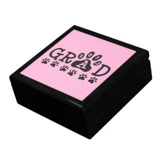 GRAD 2013 PAWS TRINKET BOX
