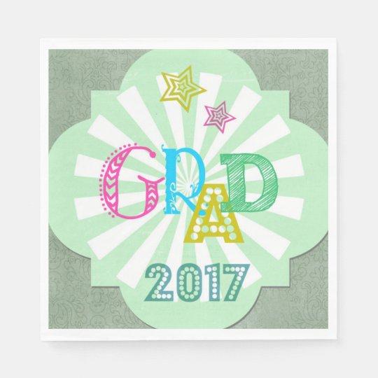 Grad-2017-paper-serviettes-for-party Disposable Napkin