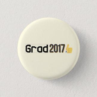 Grad 2017 Thumbs Up Mini Pin