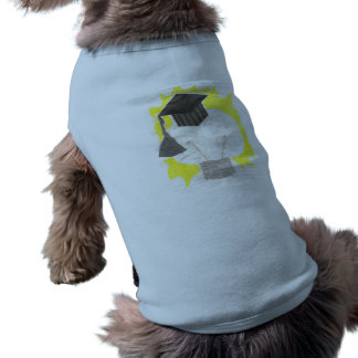 Grad Bulb Dog T-Shirt