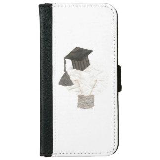 Grad Bulb I-Phone 6/6s Wallet Case