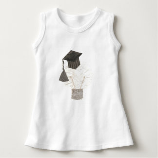 Grad Bulb No Background Baby Dress