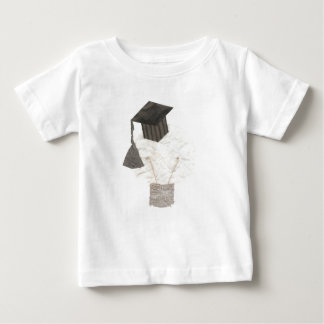 Grad Bulb No Background Baby T-Shirt