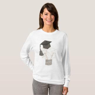 Grad Bulb No Background Women's Jumper T-Shirt