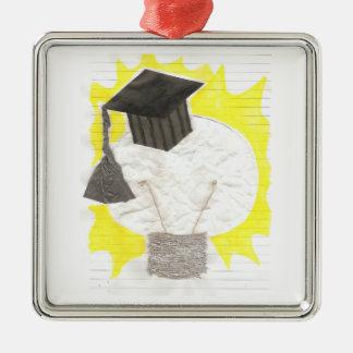 Grad Bulb Premium Ornament