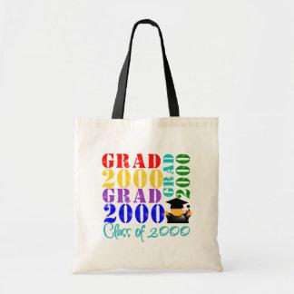 Grad  Class of 2000 Bags