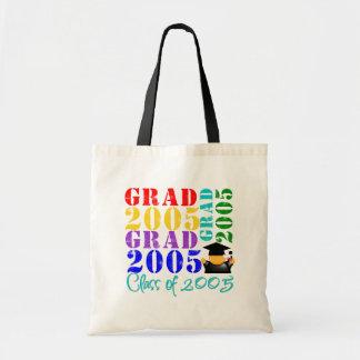 Grad  Class of 2005 Tote Bag